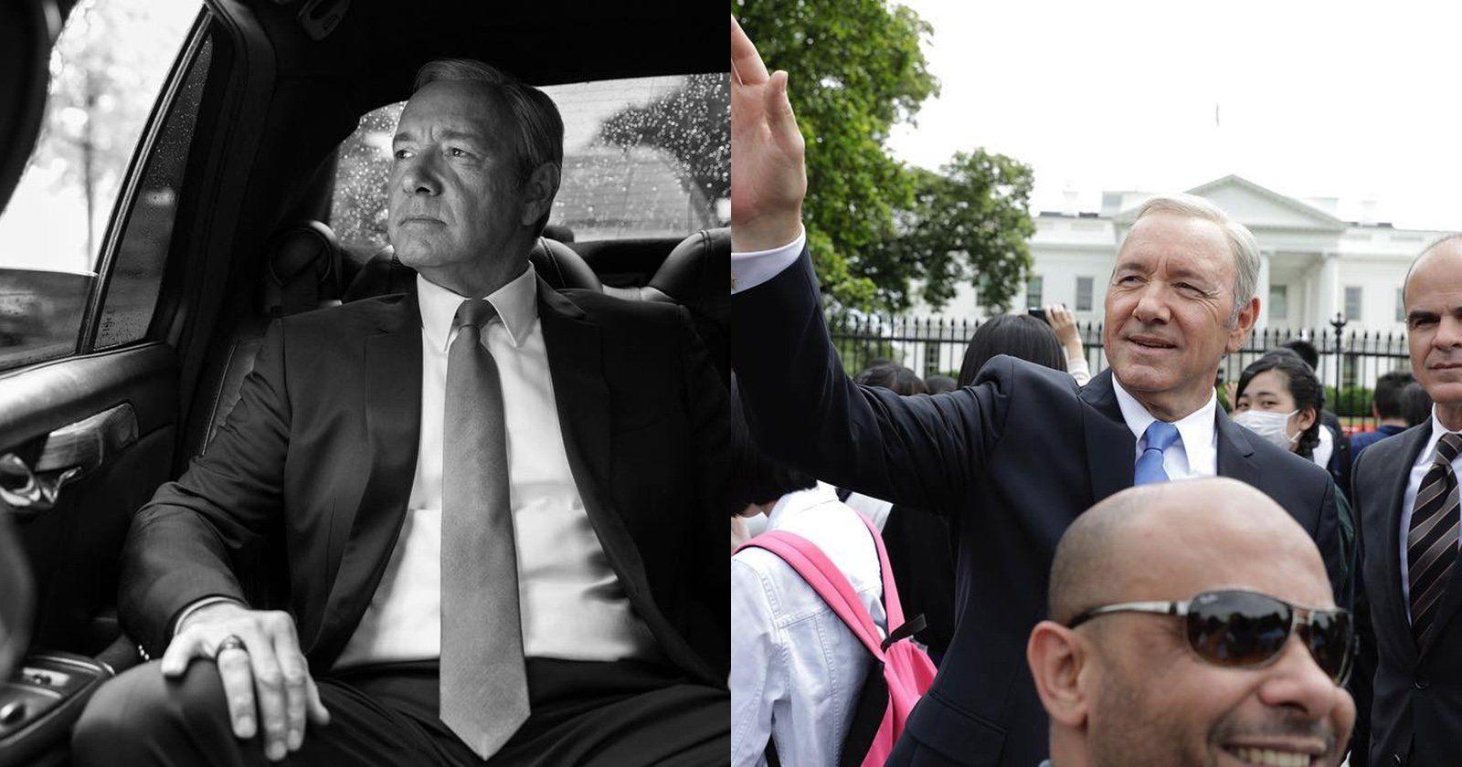 White House Photographer Pete Souza Shoots President Frank Underwood Frank Underwood Blog Photography Photographer