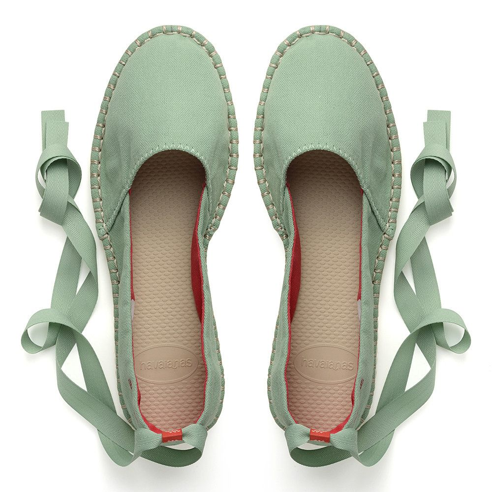 41d02d753a54 Havaianas Origine Slim Espadrille Green Bamboo Price From  36