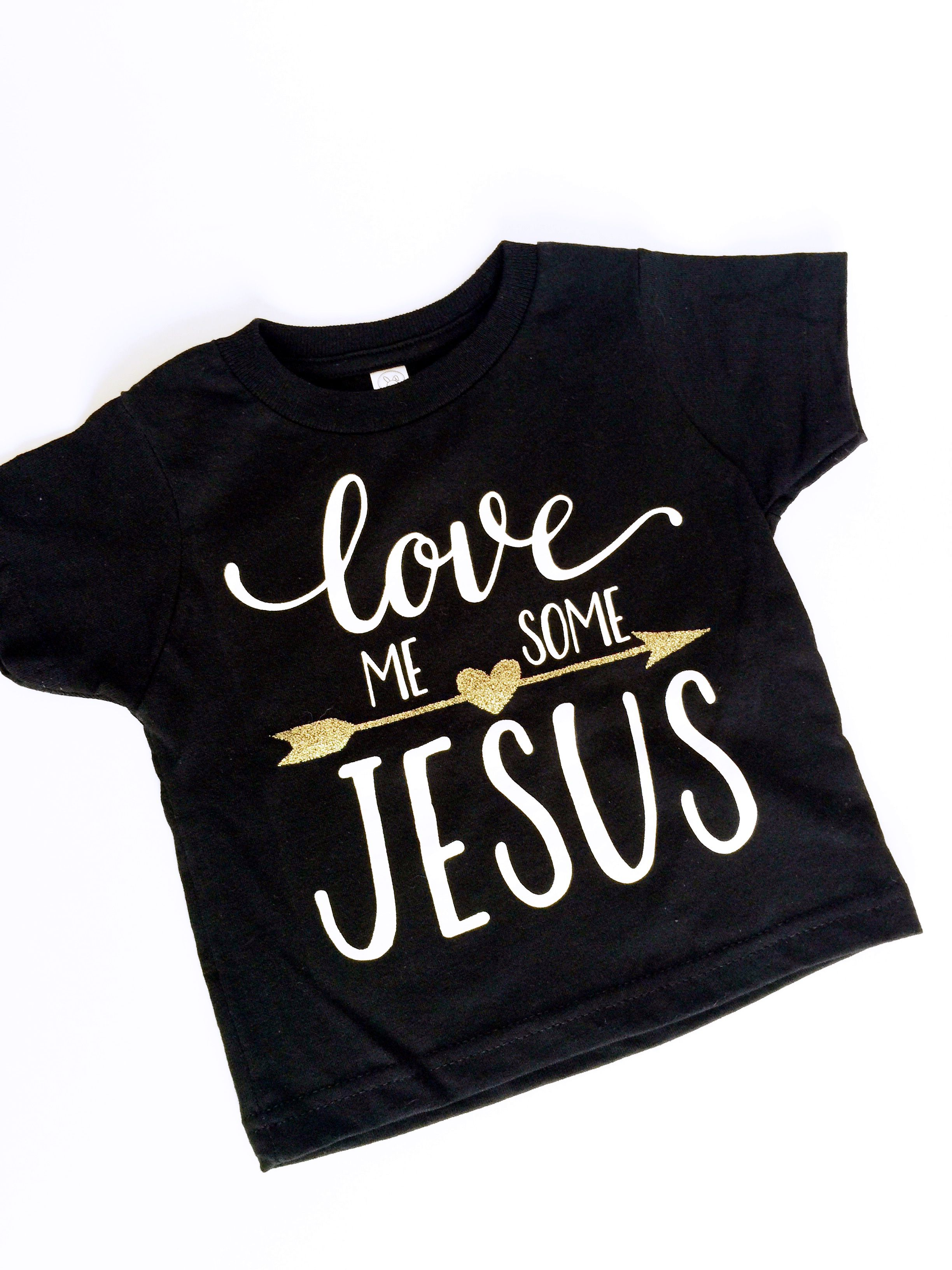 f42ce899a Who doesn't love me some Jesus?! Wear your faith on a graphic tee! This  toddler Christian apparel shirt is just a cute way to show your faith.