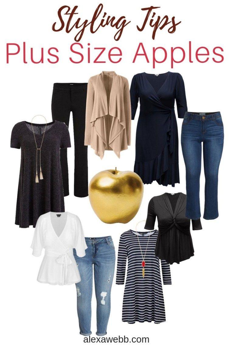 Photo of Styling Tips for Plus Size Apple Shapes – Alexa Webb