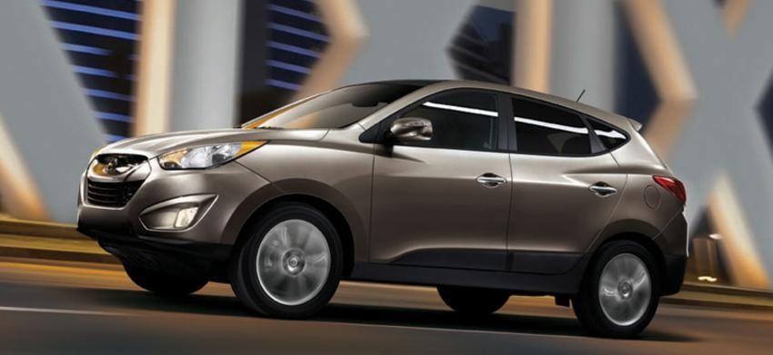2013 Hyundai Tucson Compact SUV Review. The Five Passenger Hyundai Tucson  Is A Compact