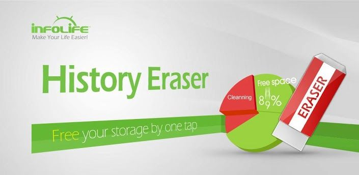 History Eraser Pro v4 4 6 - http://mobilephoneadvise com