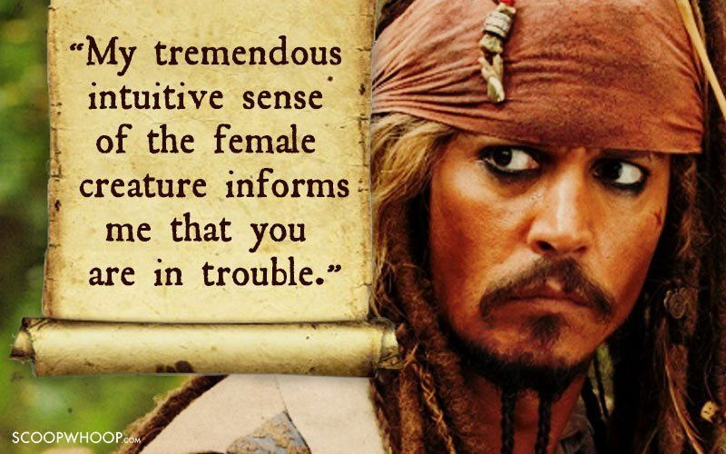 Captain Jack Sparrow Quotes Pinoclaire On Pirates Of The Caribbean  Pinterest  Jack