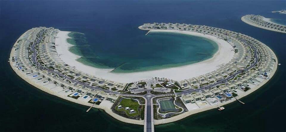 Durrat Al Bahrain Man Made Island Island Pearls Diamond