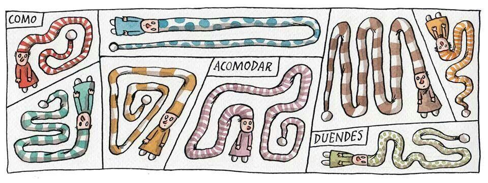 Liniers: Como acomodar duendes