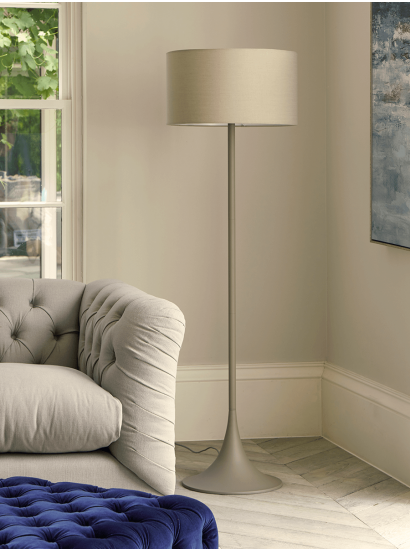 Modern Floor Lamps Copper Metal Floor Standing Lamps Reading Lights Uk In 2020 Floor Lamps Living Room Lounge Floor Lamp Lamps Living Room