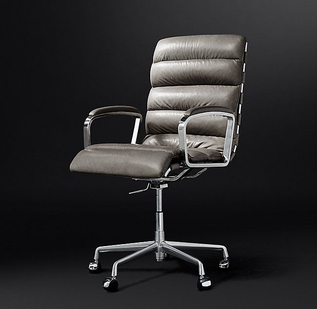 oviedo leather desk chair option small conference room conference