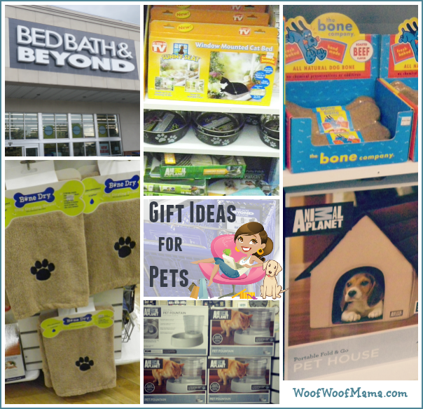Military/Veteran's Discount + Great Pet Gifts at Bed Bath