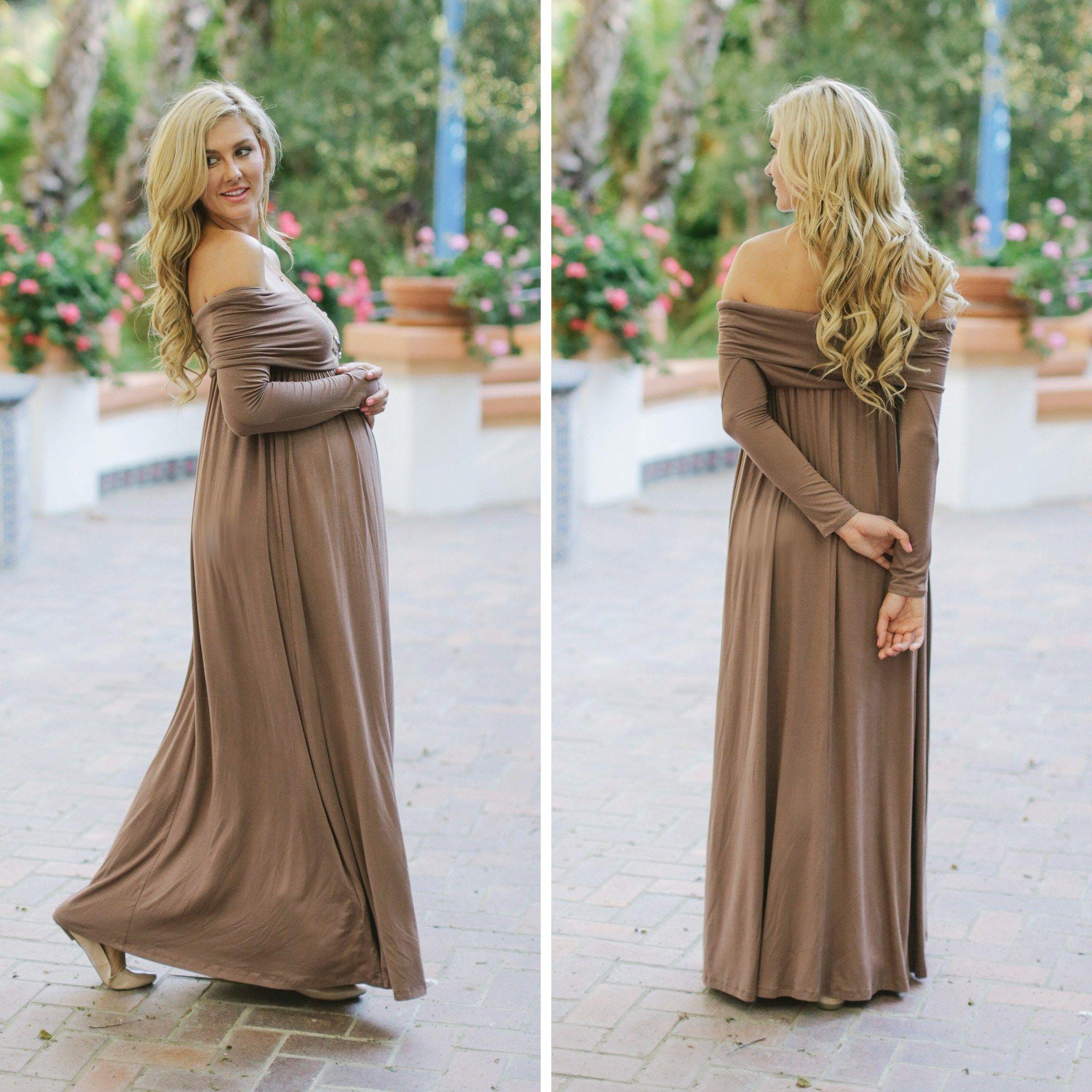 Cheap Maternity Maxi Dresses