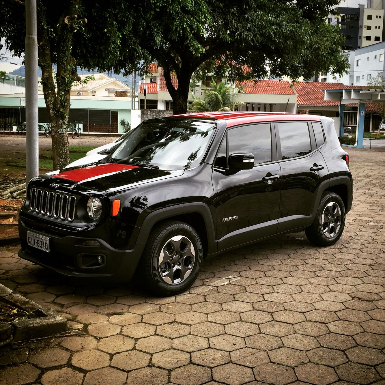 Jeep Renegade Sport Personalizado