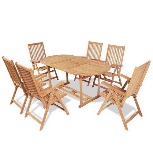 Guibert 6 Seater Dining Set Lynton Garden With Images Outdoor Dining Set 10 Seater Dining Table Outdoor Furniture Sets