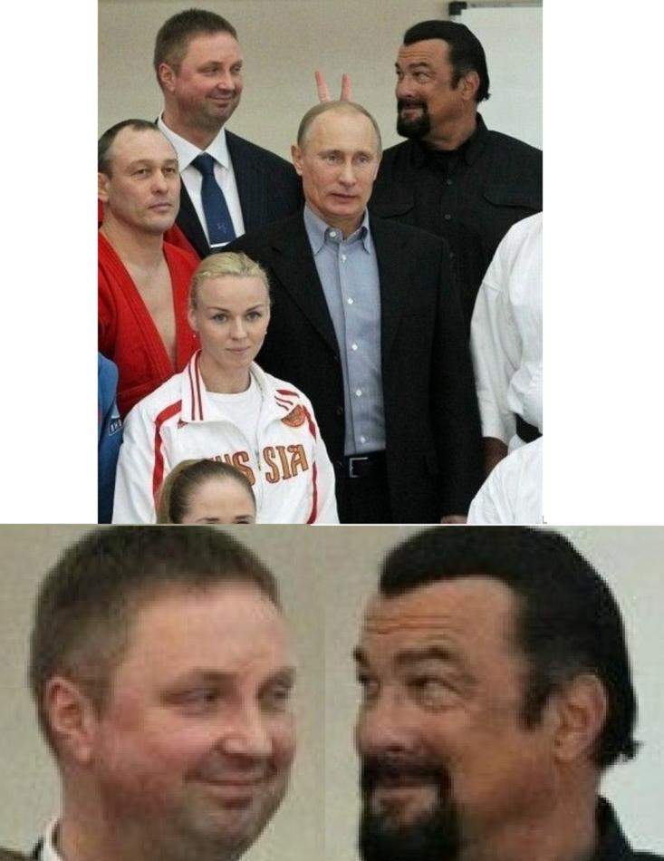 """Американский актер Сигал """"защитил"""" Россию: Если кто думает, что у русских есть технологии для вмешательства в выборы, то он глуп - Цензор.НЕТ 1043"""