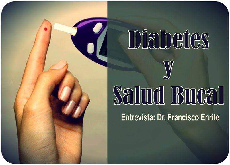 Entrevista: Diabetes y salud bucodental - Dr. Francisco Enrile | Odonto-TV