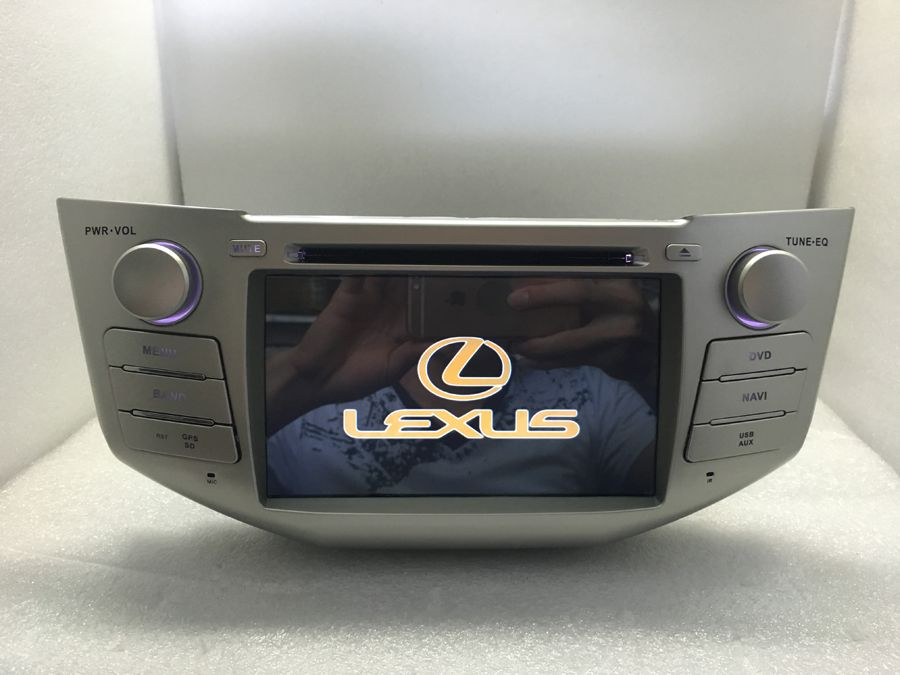 FOR Lexus RX330 RX300 Rx350,rx400 H, Pure Android 6.0 1024*600 Capacitive