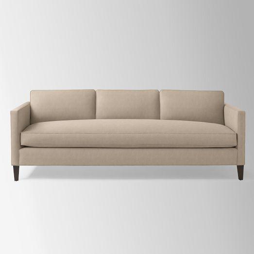 Dunham Sofa. West Elm.