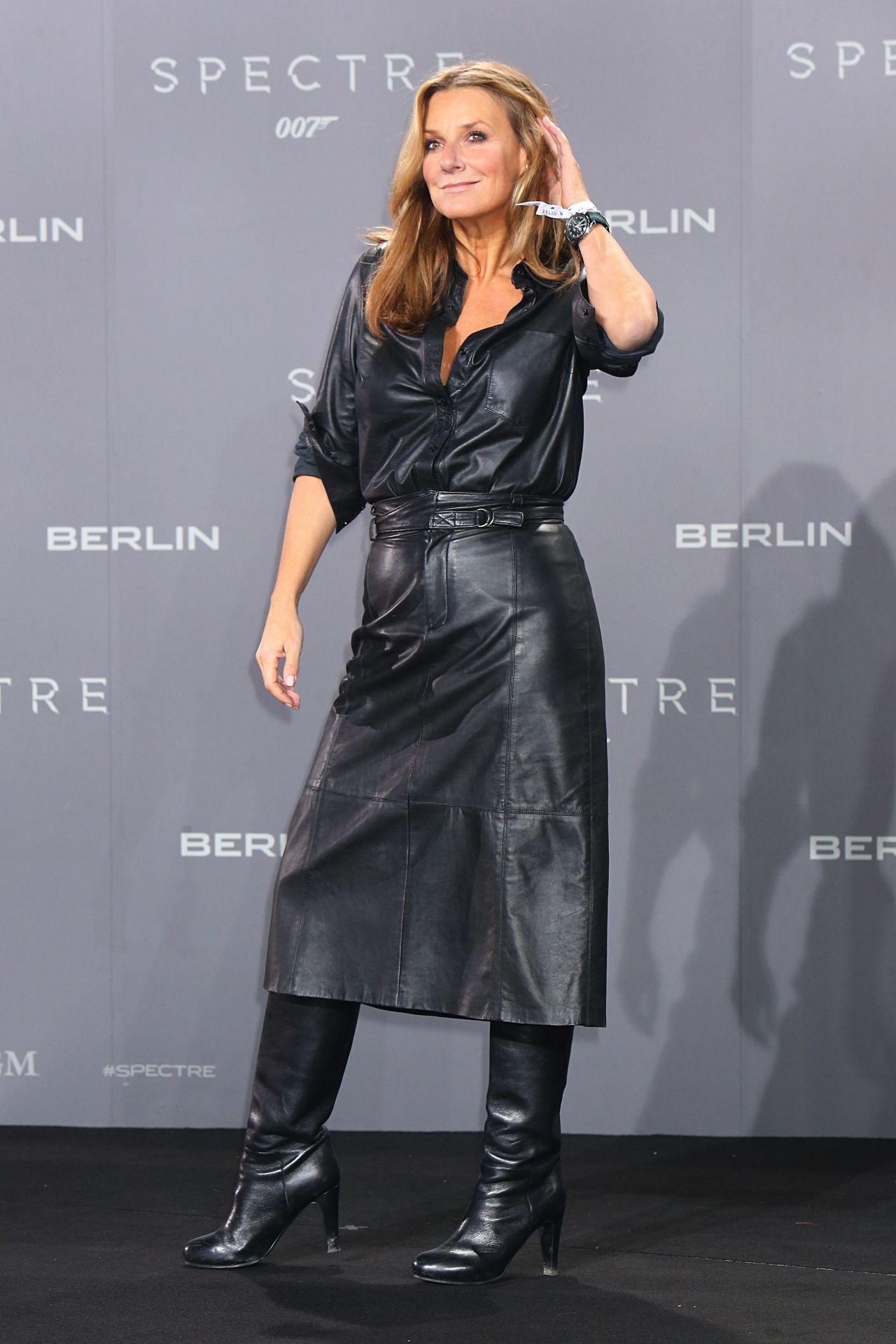 Kim Fisher at the James Bond \'Spectre\' Premiere in Berlin | Kim ...