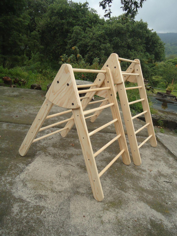 wooden climbing triangle pikler pikler triangle pikler folding