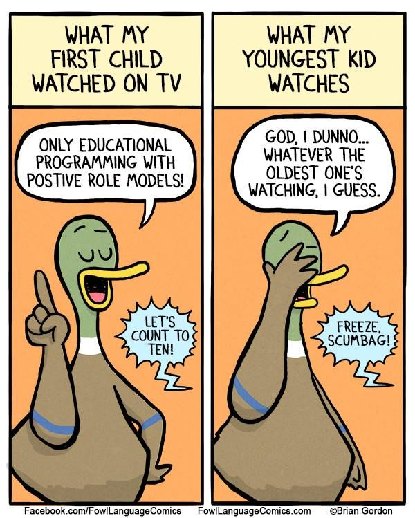 Parenting Is Equal Parts Love And Waiting Until They Fall Asleep So You Can Google That Thing They Asked You About Parenting Comics Fowl Language Comics Parents Quotes Funny