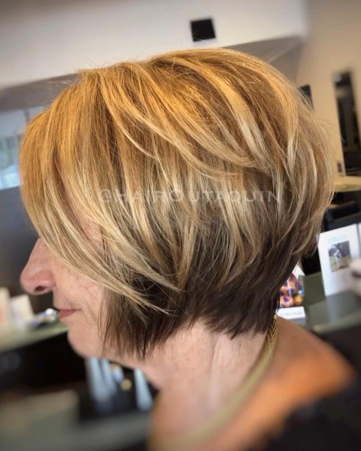 Short hair inspo