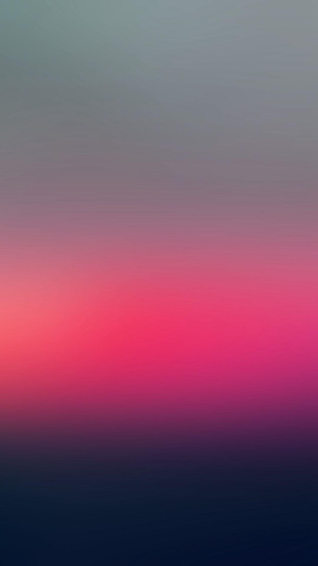Pink Sunset Blur Gradation IPhone 6 Wallpaper