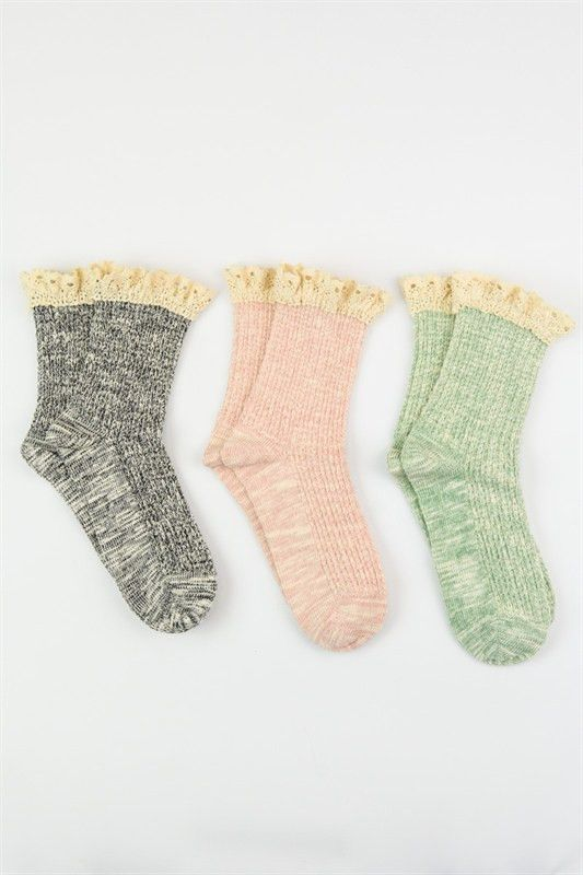 2d1230b21fb0e Now how adorable are these socks? Made of high quality cotton, these ...
