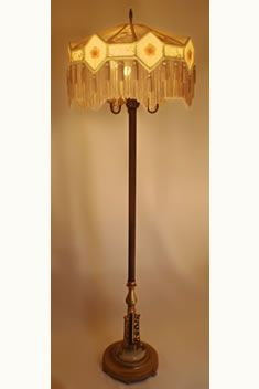 1930 Lighting Fixtures Google Search Antique Floor Lamps Lamp Floor Lamp