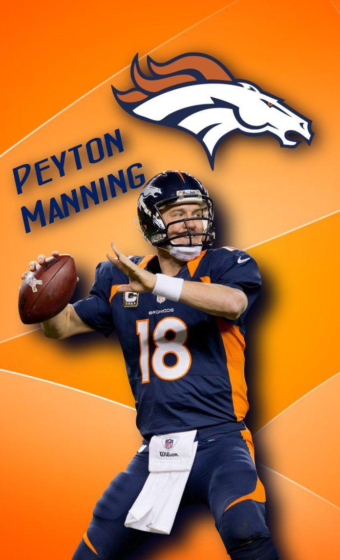 Peyton Manning Iphone Wallpaper Wallpapersafari Peyton Manning Manning Iphone Wallpaper
