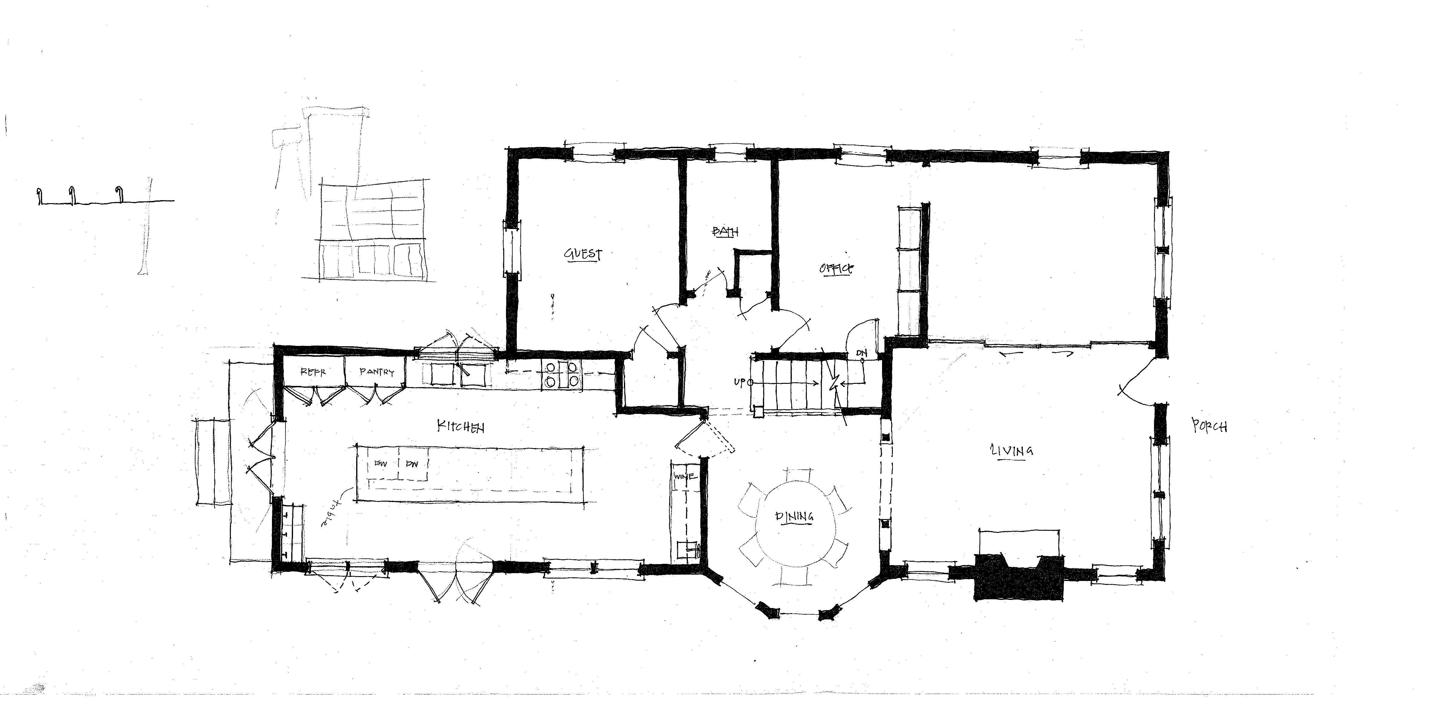 grey\'s anatomy house plan - Google-søgning | Rosales Casa ...