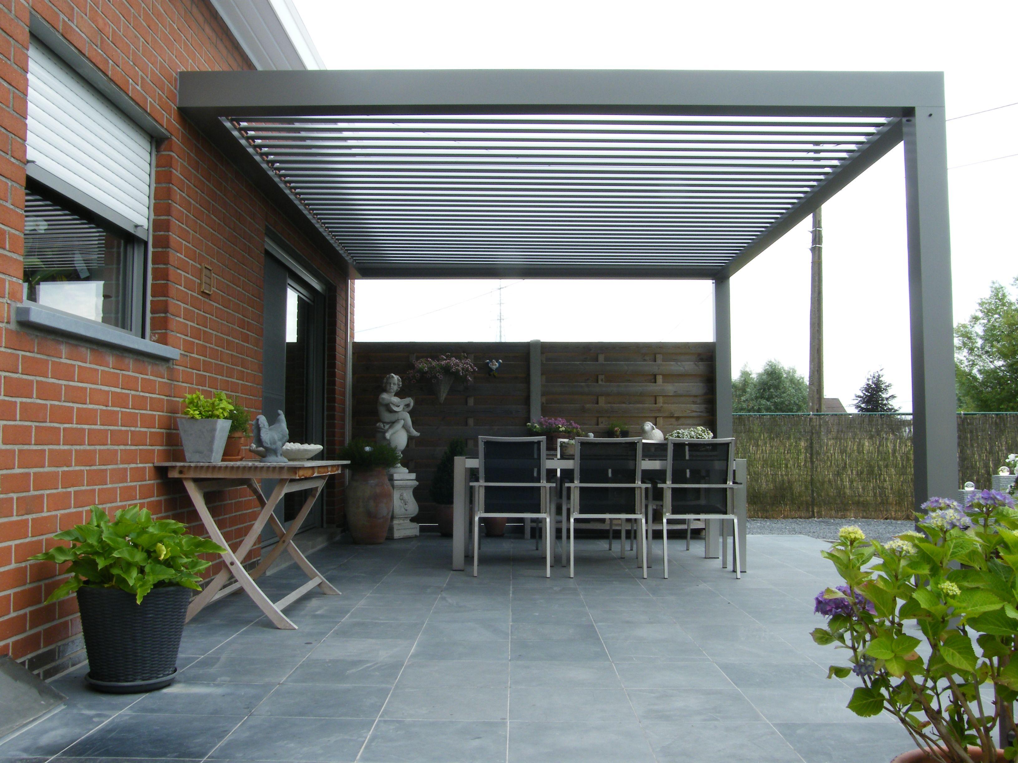 biossun terrasoverkapping pergola couverture de terrasse biossun pergola pinterest pergola. Black Bedroom Furniture Sets. Home Design Ideas