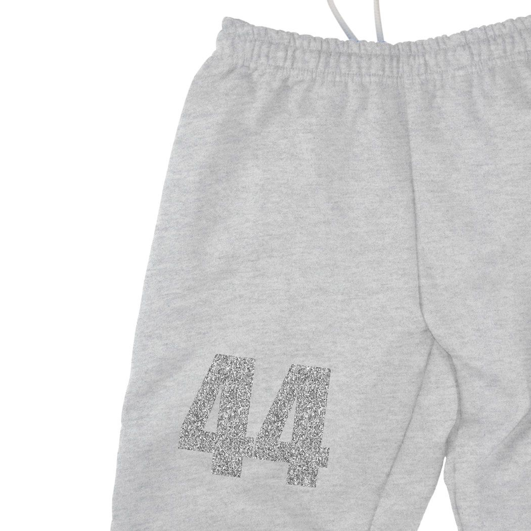 Lacrosse Sweatpants With Crossed Sticks Fleece Lacrosse Apparel For Players Adult Xl Gray Print With Images Softball Outfits Lacrosse Girls Volleyball Fleece