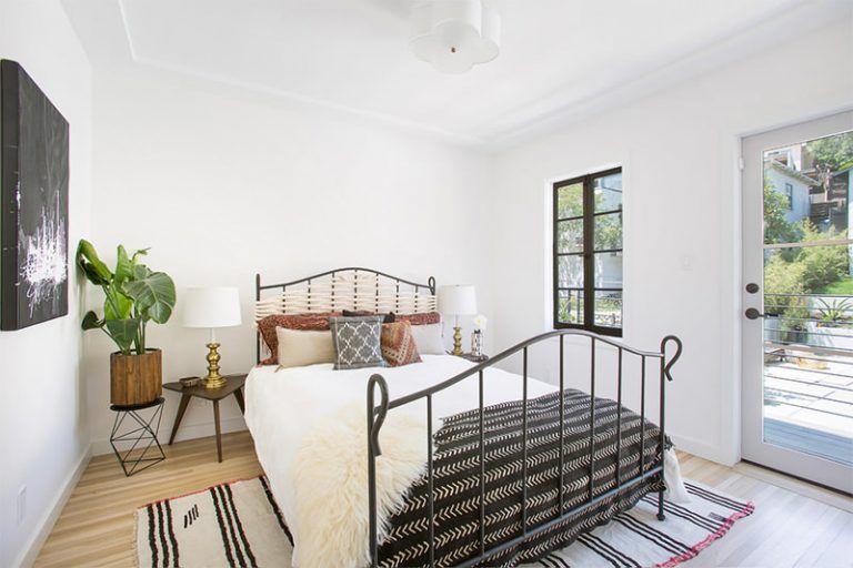 20 quartos de casal decorados para você se inspirar