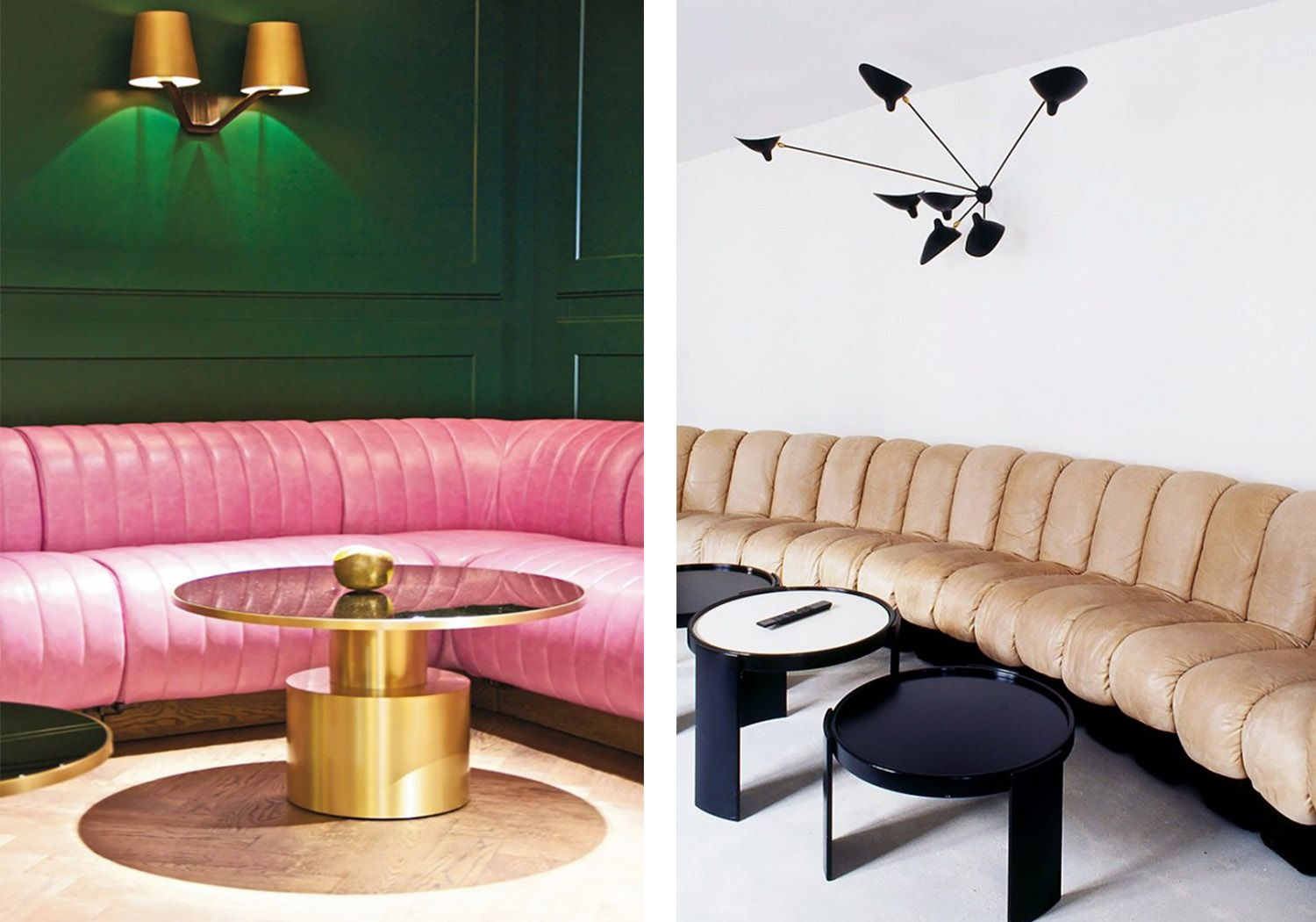 tufted furniture trend. Delighful Trend Trend Report Puffy Coat Furniture Aka Channel Tufting For Tufted S