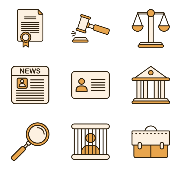 72 Law And Legal Icon Png Law Icon Icon Files Icon