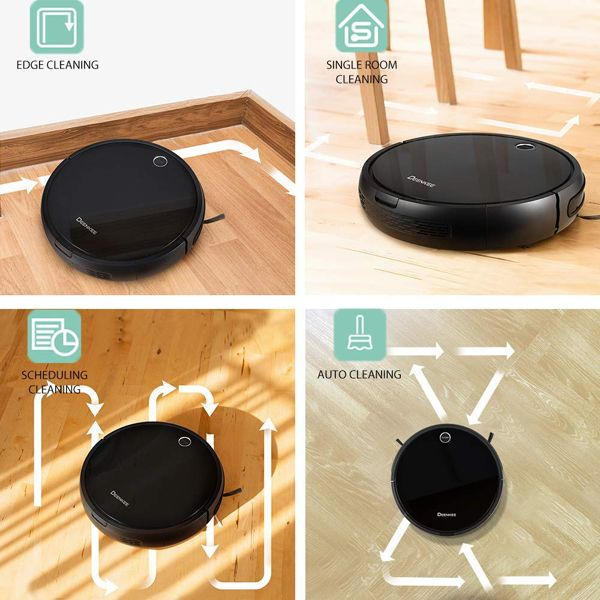 Deenkee 3 In 1 Robotic Vacuum Cleaner Giveaway 230 Rv