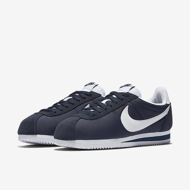 san francisco ef224 15bac Nike Classic Cortez 15 Nylon Womens Shoe. Nike.com UK