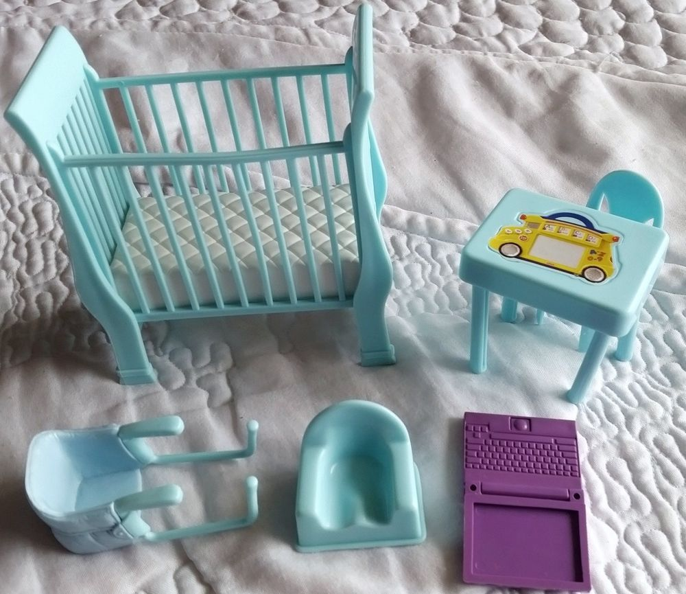 100 Graco Baby Doll Furniture Sets Product Family Baby Doll Furniture Kids Doll Furniture Ebay