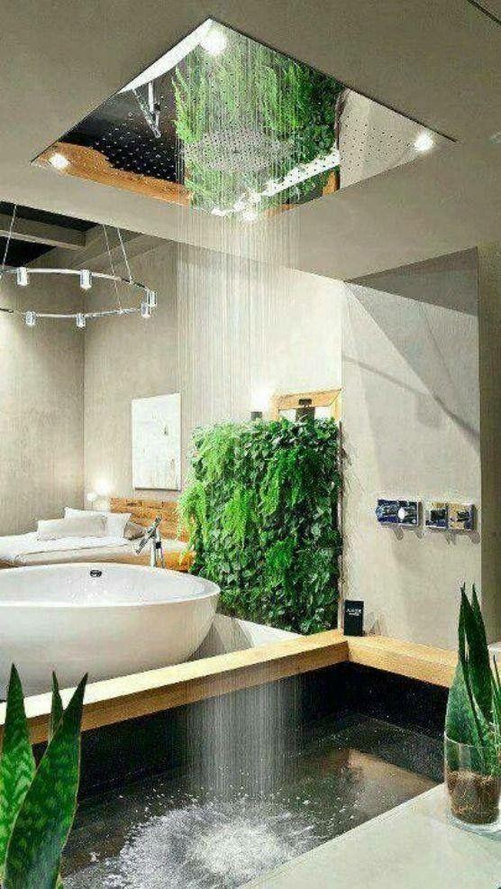 Para hacer de la ducha, una bañera ducha-bañera Pinterest - Baos Modernos Con Ducha Y Baera