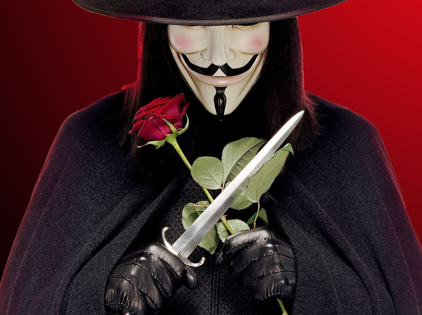 The 11 Best Science Fiction Movies And Shows On Netflix November 2018 V For Vendetta V For Vendetta Movie Vendetta Wallpaper