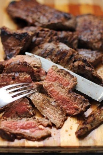 "Grilled Skirt Steak | ""Come and Eat Y'all"" 