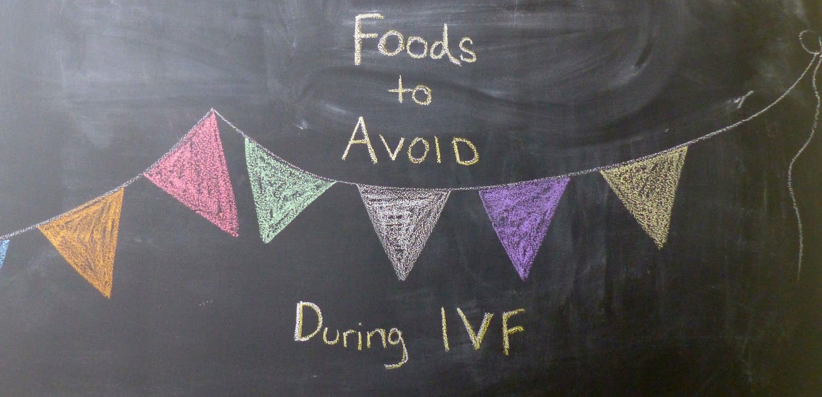 Avoiding these foods during IVF can be tremendously helpful!