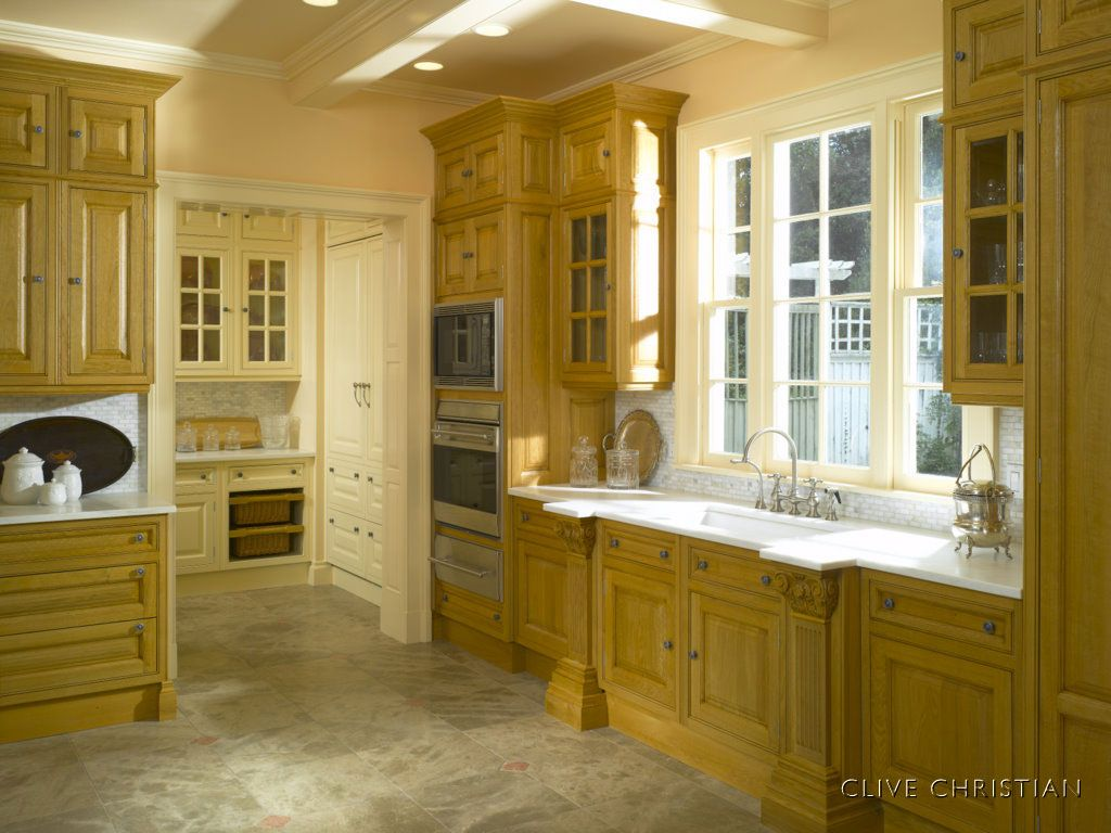 clive christian kitchen pic 3 of 3 - with what looks to be ...
