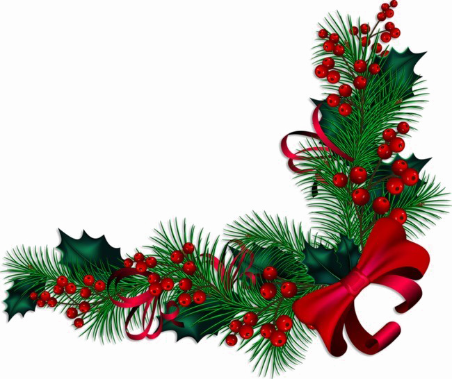 Christmas Border Transparent Image Paper christmas