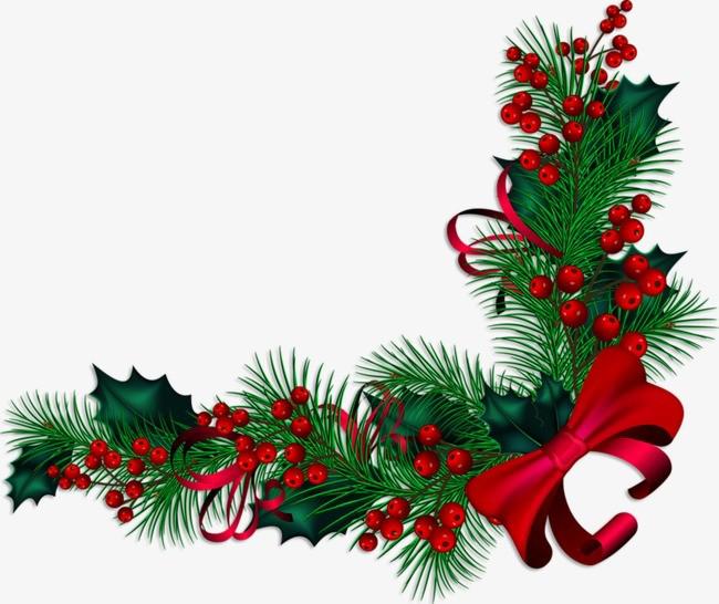Transparent Christmas Border Png Frame Template