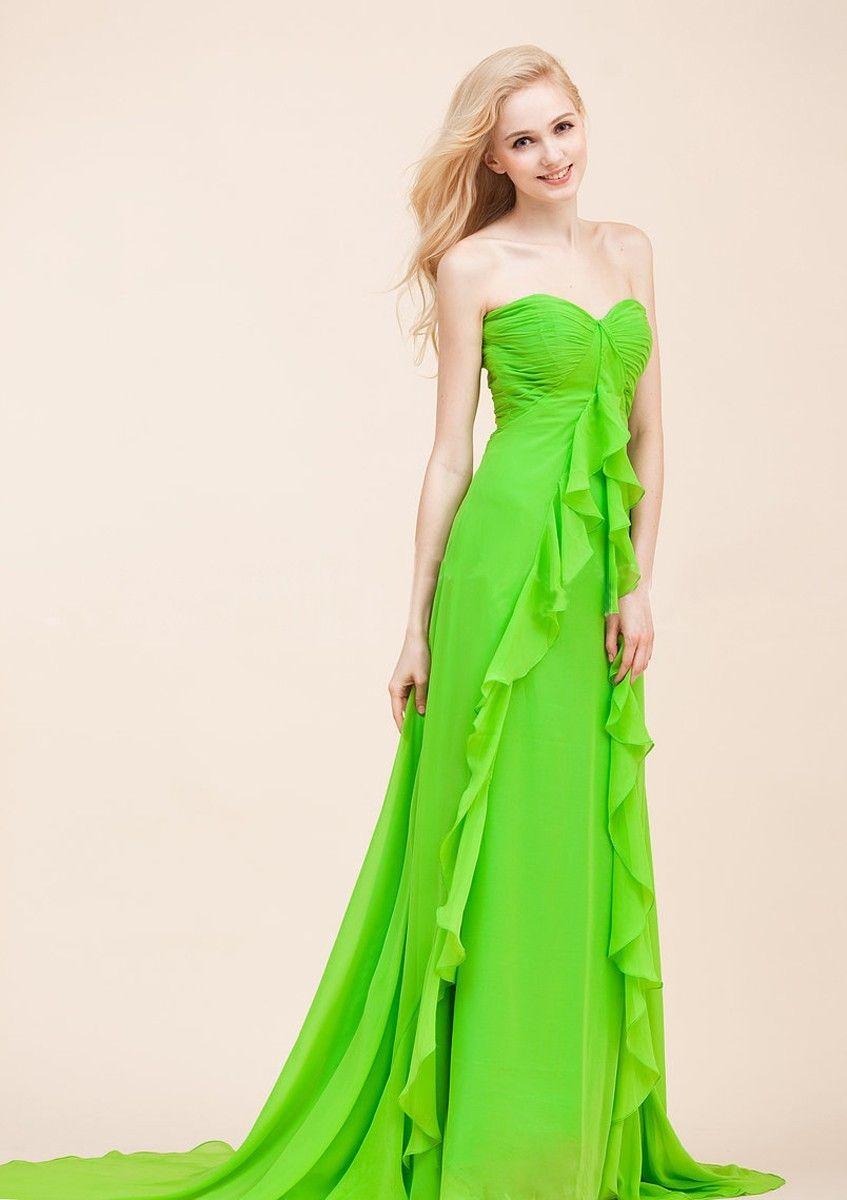 Schöne Abendkleid Lang (mit Bildern) | Abendkleid, Kleider ...