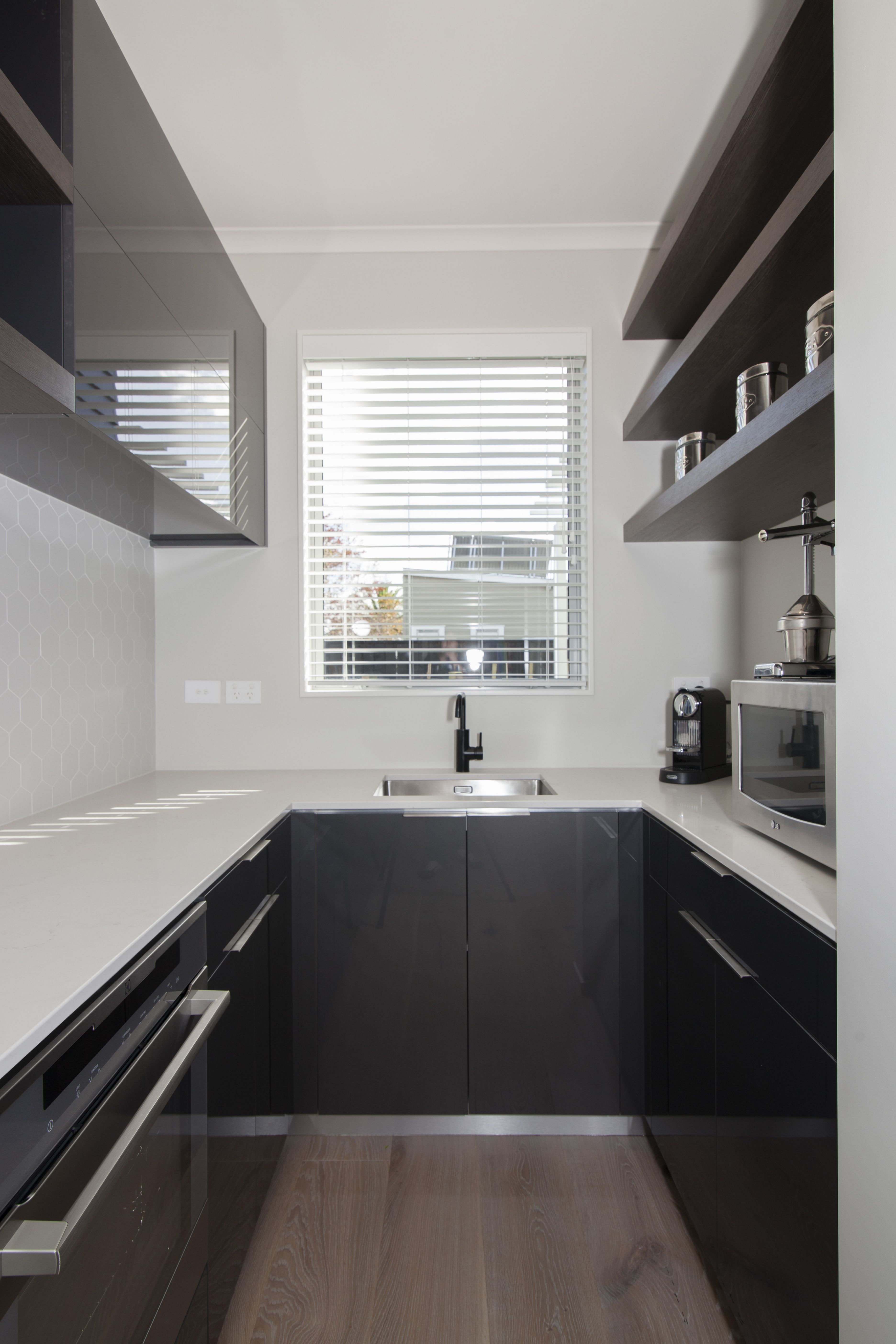 Dream scullery straight out of the new g j show home in auckland kitchen layout designkitchen