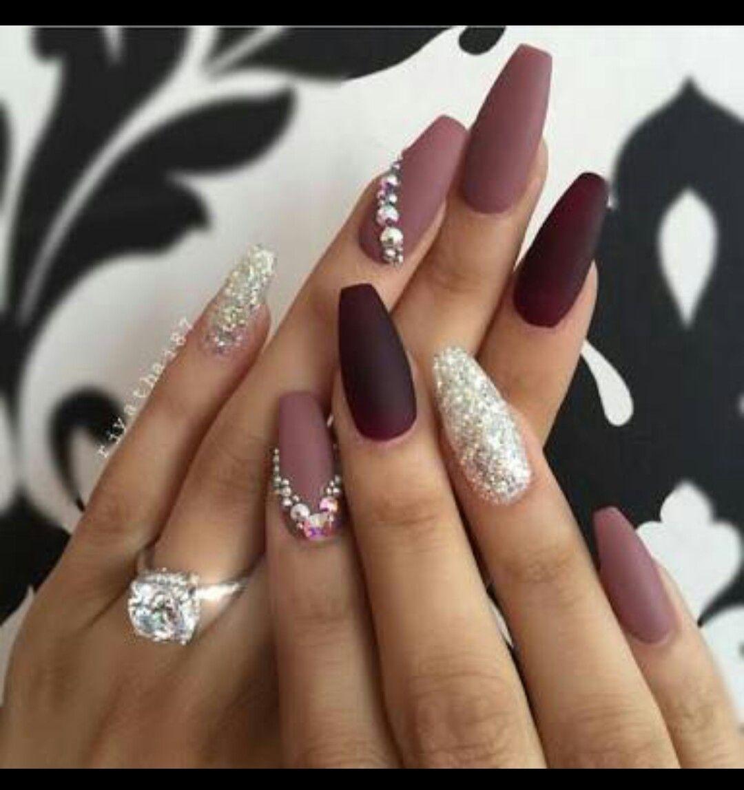 Pin by Gina Hernandez on Nails | Pinterest | Nail nail, Nail swag ...
