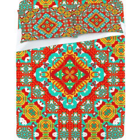 DENY Designs Home Accessories | Lisa Argyropoulos Bohemia Summer Nights Sheet Set