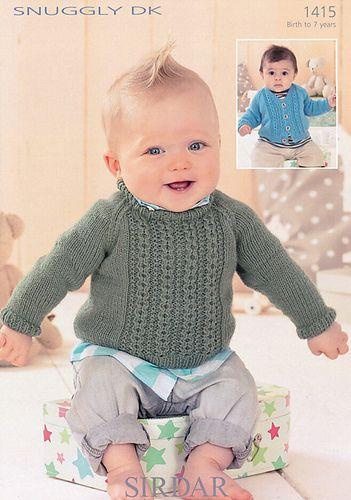 Ravelry: Sirdar Snuggly DK 1415 - patterns   Knitting   Pinterest