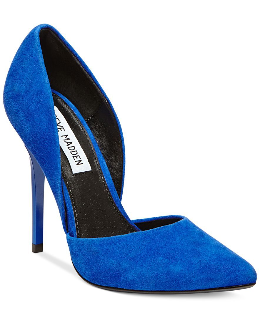 Steve Madden Women's Varcityy Two-Piece Pumps