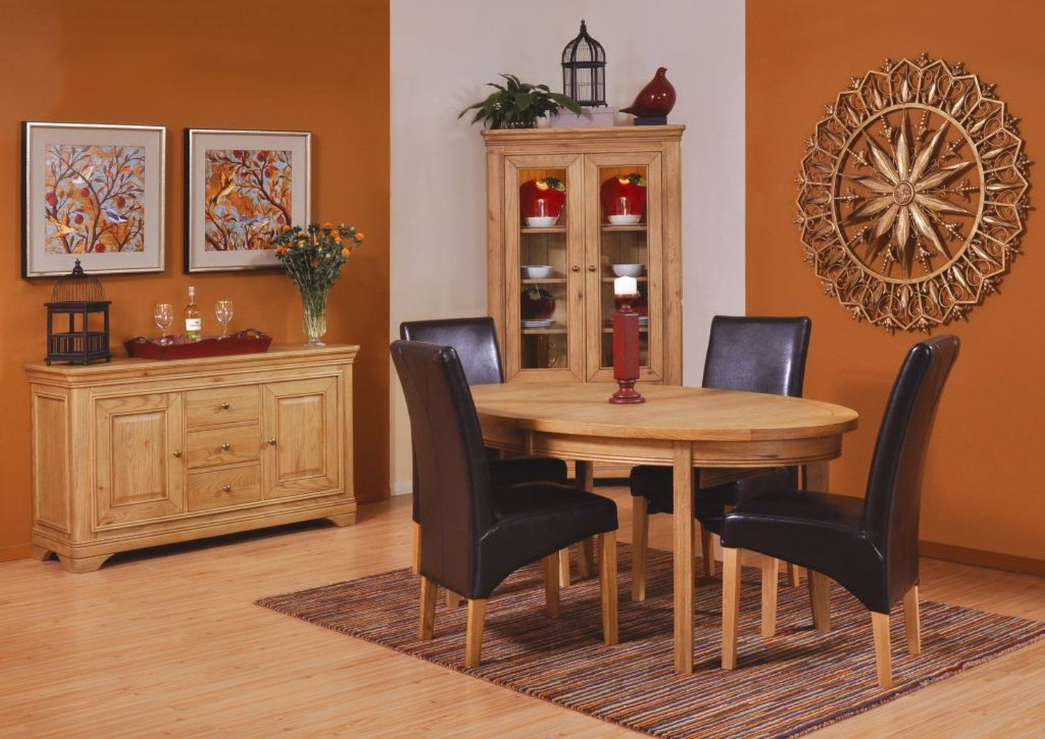 Ebay Dining Furniture  Design Ideas 20172018  Pinterest  Oak Captivating Oak Dining Room Furniture Review